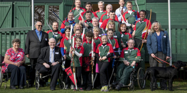 Windsor Forest Bowmen April 2017