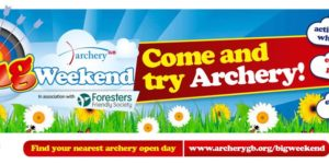 Come and give Archery a try!!